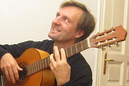 Gitarrenlehrer Steffen Glück