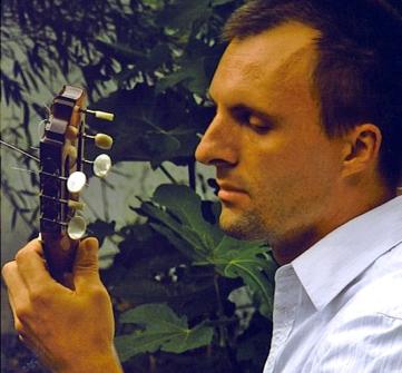 Gitarrist Steffen Glück