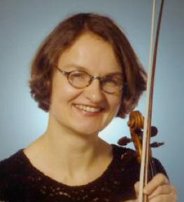 Veronika Starke, Violine